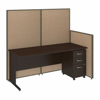 Bush Business Furniture ProPanel 6-Piece ..