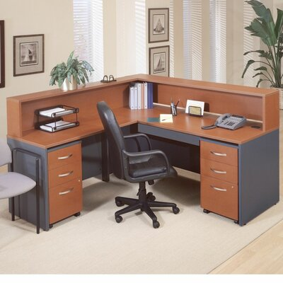 Bush Business Furniture Series C Executive Desk
