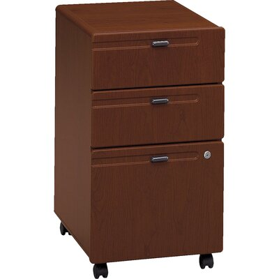 Bush Business Furniture Series A 3 Drawer Mobile Pedestal