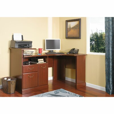 Bush Business Furniture Syndicate Corner Desk