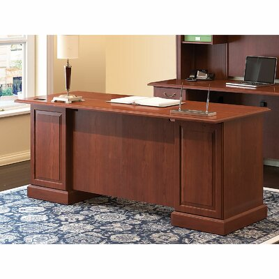 Bush Business Furniture Syndicate Executive Desk