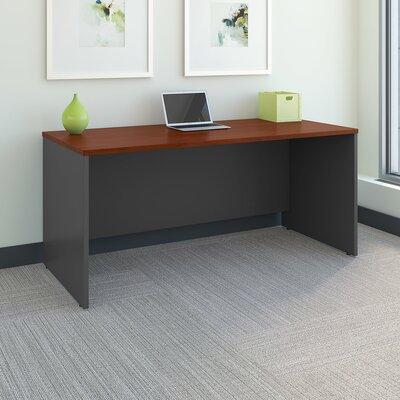 bush office furniture. bush business furniture series c 66w x 30d office desk u0026 reviews wayfair u