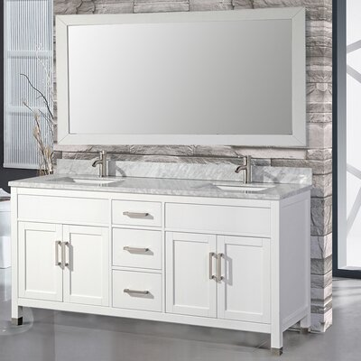 72 bathroom vanity single sink mtdvanities ricca 72 quot sink bathroom vanity set with 21873