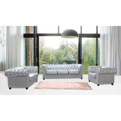Fine Mod Imports Chestfield Living Room Collection
