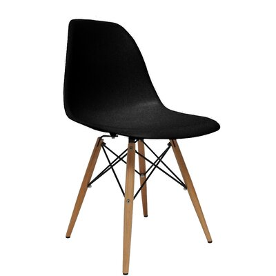Fine Mod Imports WoodLeg Dining Side Chair