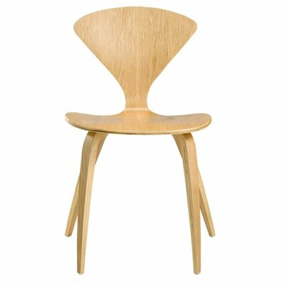 Fine Mod Imports Wooden Side Chair