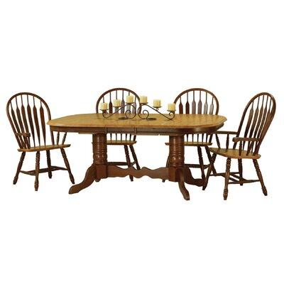 Loon Peak Banksville 5 Piece Dining Set