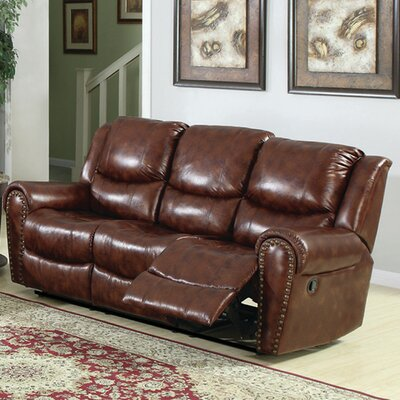 Sunset Trading Oxford Double Reclining Sofa