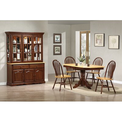 Loon Peak Noble 6 Piece Dining Set
