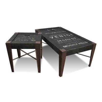 Trent Austin Design Truckee Coffee Table Set