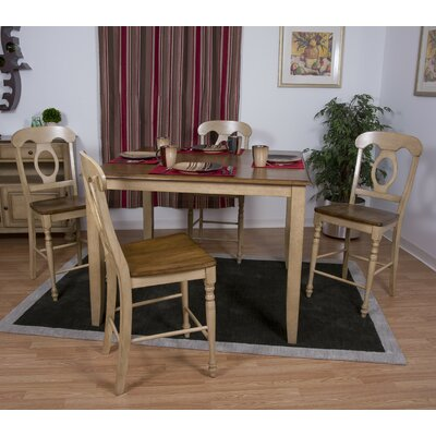 Loon Peak Huerfano Valley 6 Piece Pub Table Set