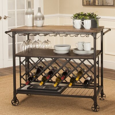 Trent Austin Design Billancourt Serving Cart