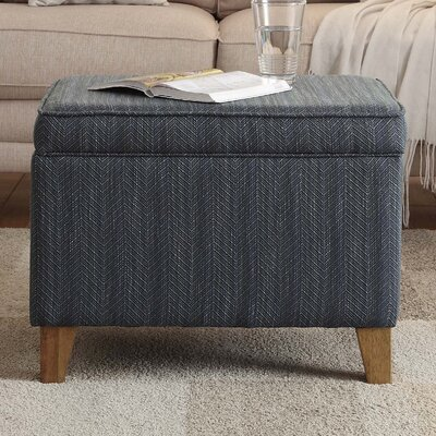 Laurel Foundry Modern Farmhouse Annesse Storage Ottoman