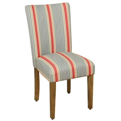 Laurel Foundry Modern Farmhouse Antibes Striped Parsons Chair
