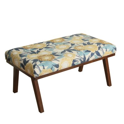 August Grove Bell Upholstered Bedroom Bench