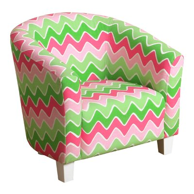 HomePop Kids Club Chair