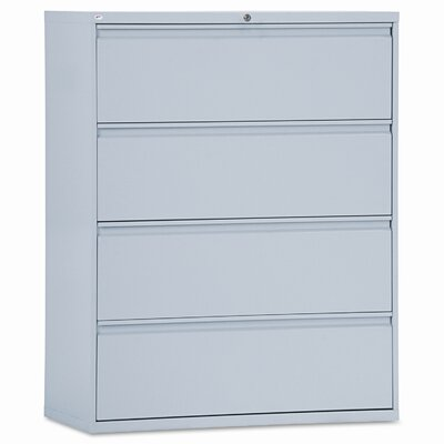 Alera® Four-Drawer Lateral File Cabinet,..