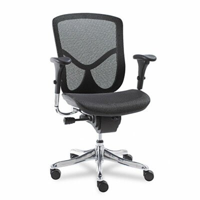 Alera® EQ Series High-Back Mesh Executive Chair