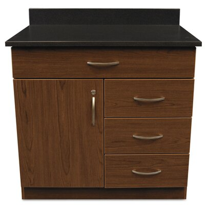 Alera® Plus™ 1 Door Storage Cabinet