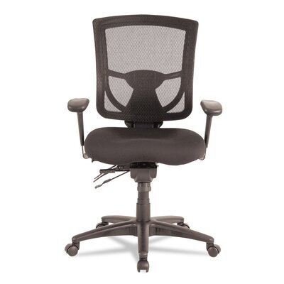 Alera® EX Series Mid-Back Mesh Multifunction Chair