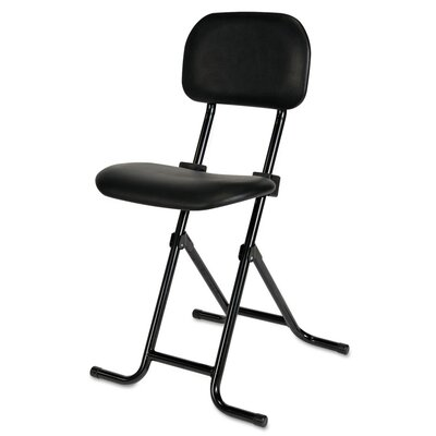 Alera® Height Adjustable IL Series Folding Stool