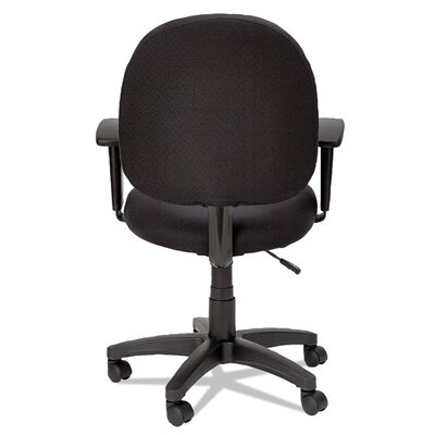 Alera? Essentia Series High-Back Swivel Task Chair with Adjustable Arms