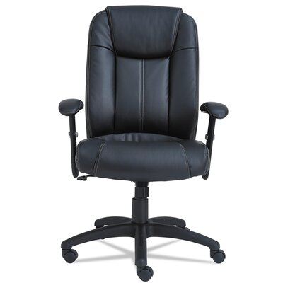 Alera® CC Series High-Back Executive Lea..