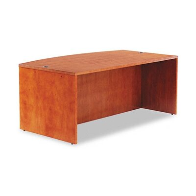 Alera? Verona Series Bow Front Executive Desk Shell