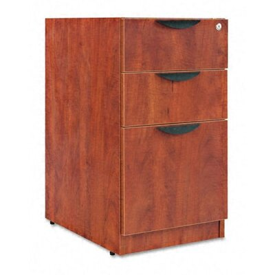 Alera® Valencia Series 3-Drawer Full Pedestal
