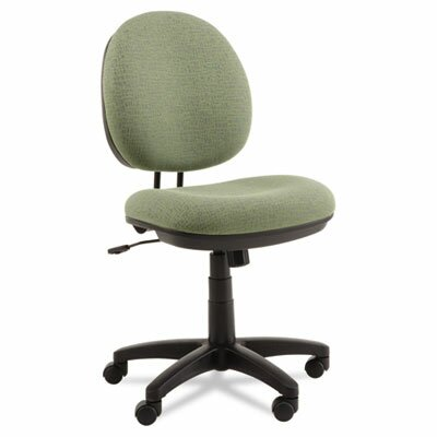 Alera® Interval Series Leather Desk Chair