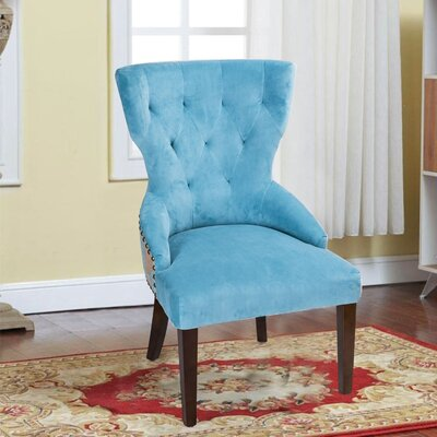 Adeco Trading Fabric Living Room Arm Chair (Set ..