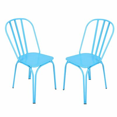 Adeco Trading Side Chair (Set of 2)