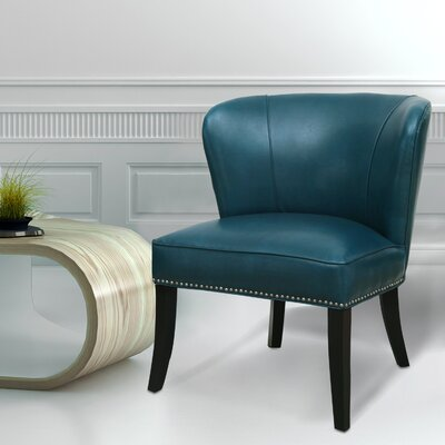 Adeco Trading Extra-Comfortable Leather Armchair