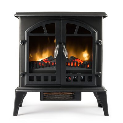 e flame jasper 400 square foot electric stove reviews wayfair. Black Bedroom Furniture Sets. Home Design Ideas