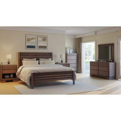 Artefama Vienna Panel 5 Piece Bedroom Set