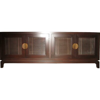 Asian Loft Contemporary Ming TV Stand