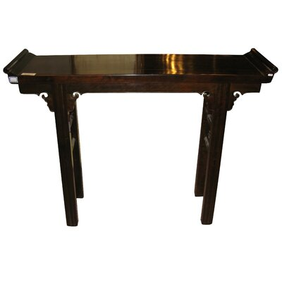 Asian Loft Carved Alter Table