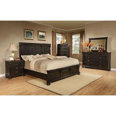 avalon furniture rivington hall panel customizable bedroom