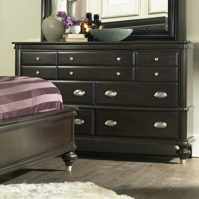 Avalon Furniture Dundee Place 7 Drawer Dresser