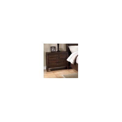 Avalon Furniture Archer Park 2 Drawer Nightstand
