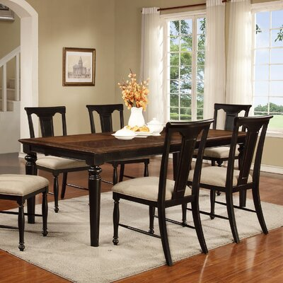 Avalon Furniture Rivington Hall Extendable Dining Table