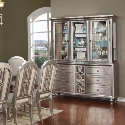 Avalon Furniture Regency Park China Cabinet