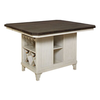 Avalon Furniture Mystic Cay Kitchen Island