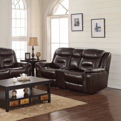 Avalon Furniture Bradley Reclining Loveseat