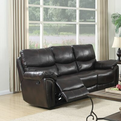 Avalon Furniture Tombstone Reclining Loveseat