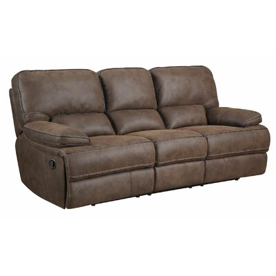 Avalon Furniture Powell Reclining Sofa
