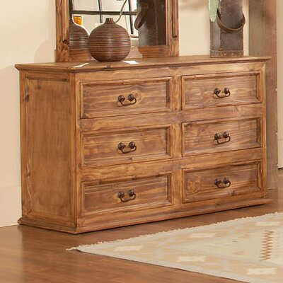 Avalon Furniture Capella 6 Drawer Dresser