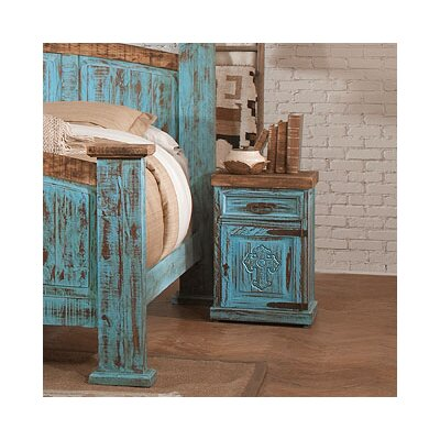 Avalon Furniture 1 Drawer Nightstand