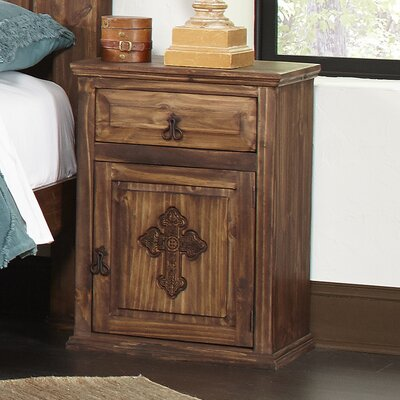 Avalon Furniture Laredo 1 Drawer Nightstand