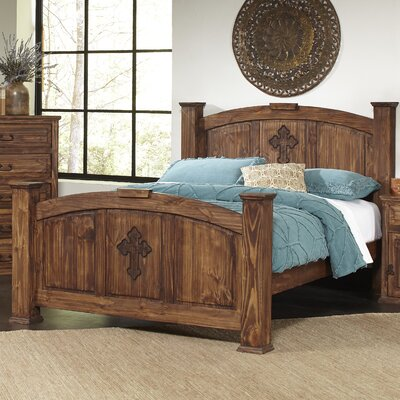 Avalon Furniture Laredo Panel Bed